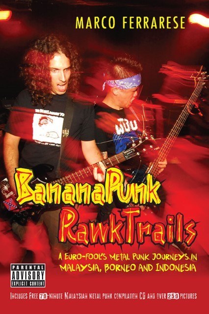 Banana Punk Rawk Trails