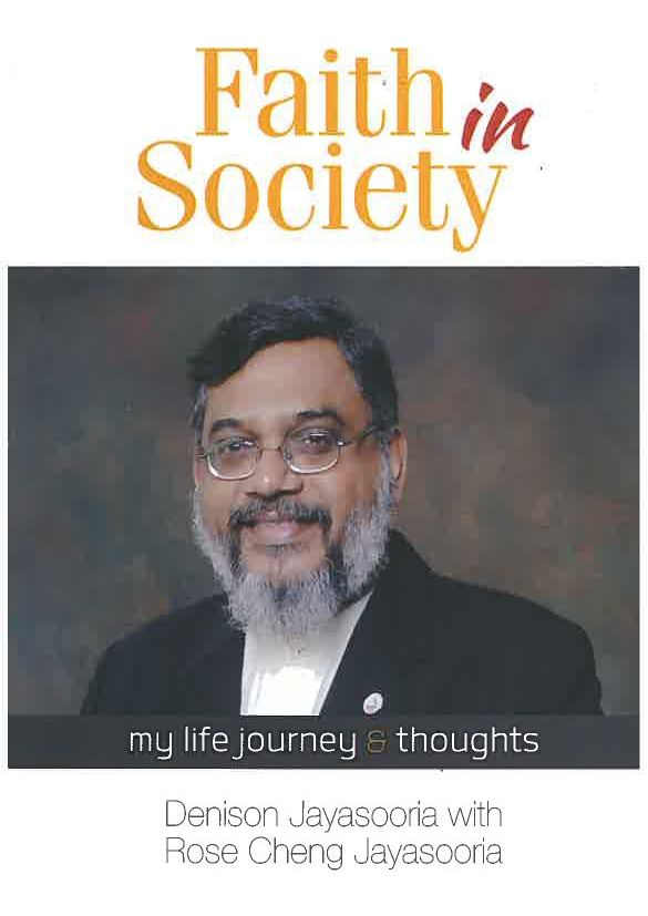 Faith in Society: My Life Journey & Thoughts