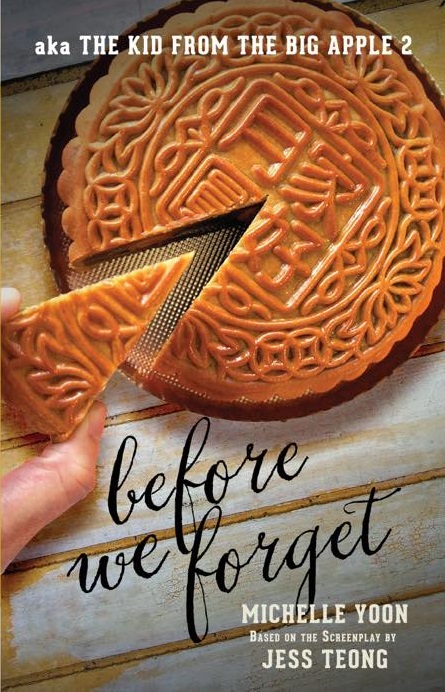Before We Forget by Michelle Yoon