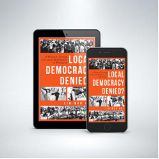 (E-Book) Local Democracy Denied? : A Personal Journey into Local Government In Malaysia