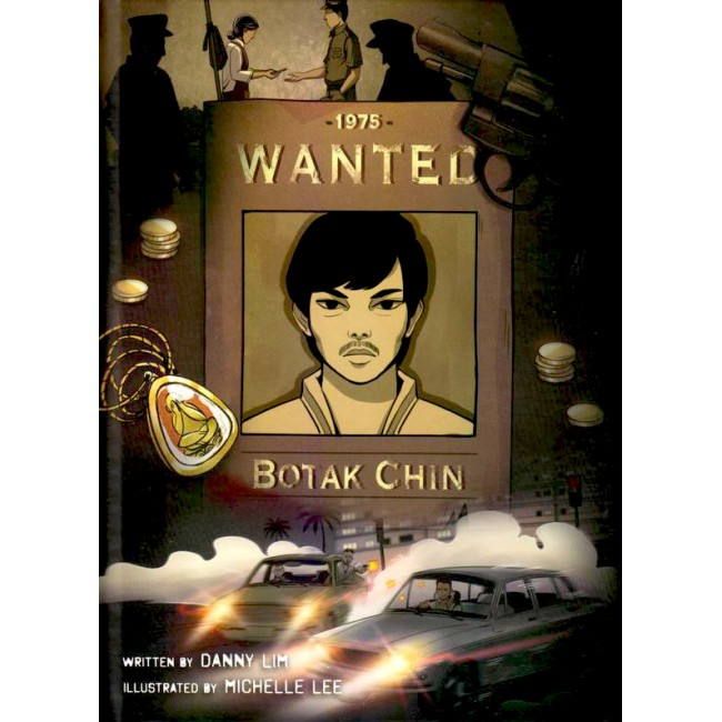 Wanted : Botak Chin   Danny Lim & Michelle Lee