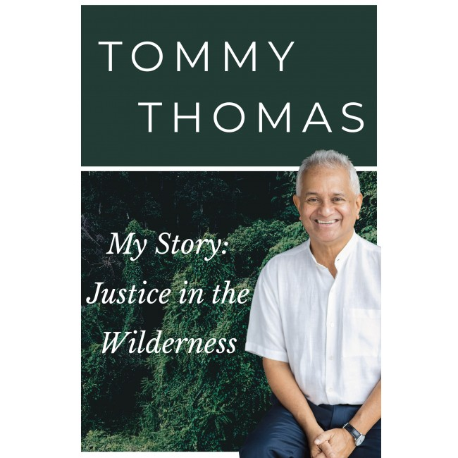 My Story: Justice in the Wilderness | Tommy Thomas