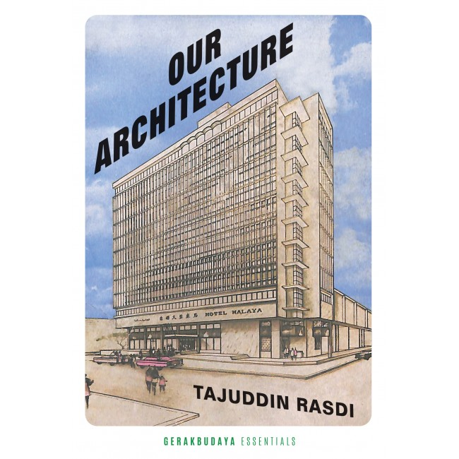 Our Architecture | Gerakbudaya Essentials