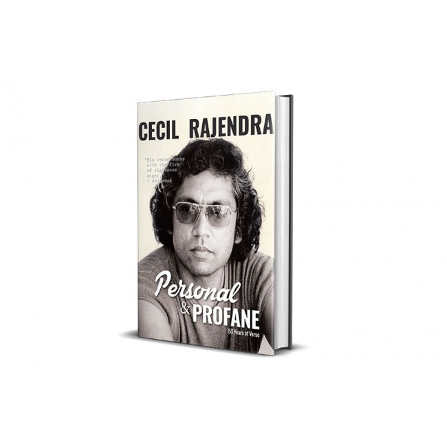 Personal and Profane by Cecil Rajendra