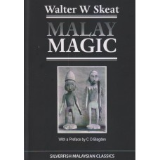 Malay Magic by Walter Skeat's