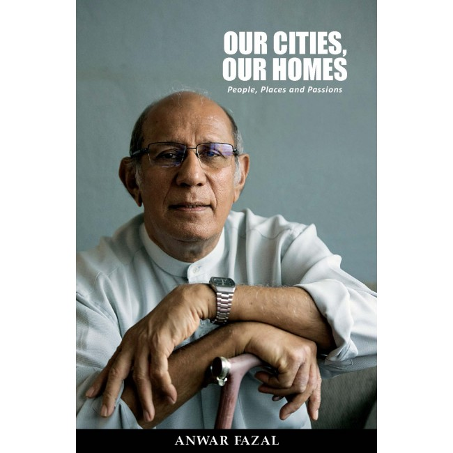 Our Cities, Our Homes: People, Places and Passions