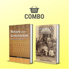 Combo Anthony Milner (Malay books)