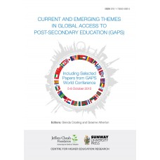 Current and Emerging Themes in Global Access to Post-Secondary Education (GAPS)