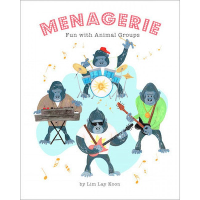 Menagerie : Fun with Animal Groups