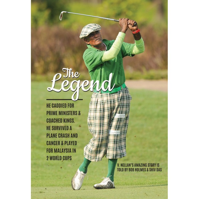 The Legend: He Caddied for Prime Ministers & Coached Kings, He Survived a Plane Crash and Cancer