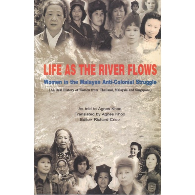 Life as the River Flows