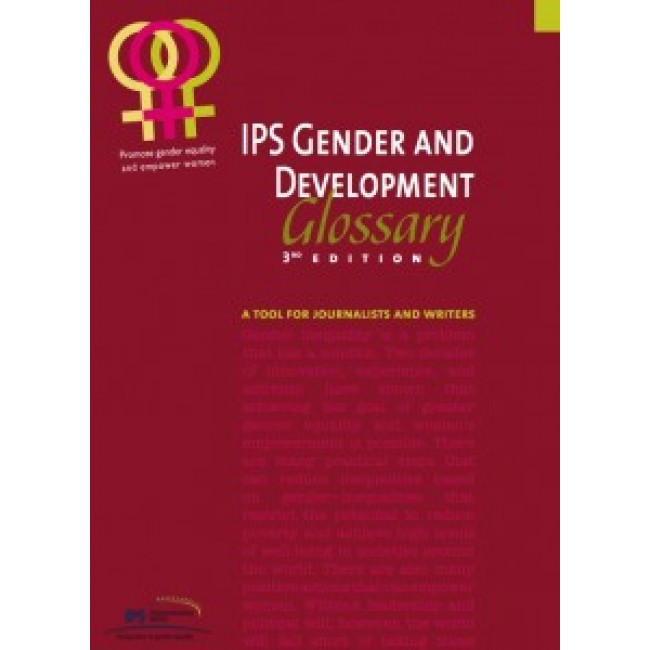 IPS Gender and Development Glossary (3rd Edition)