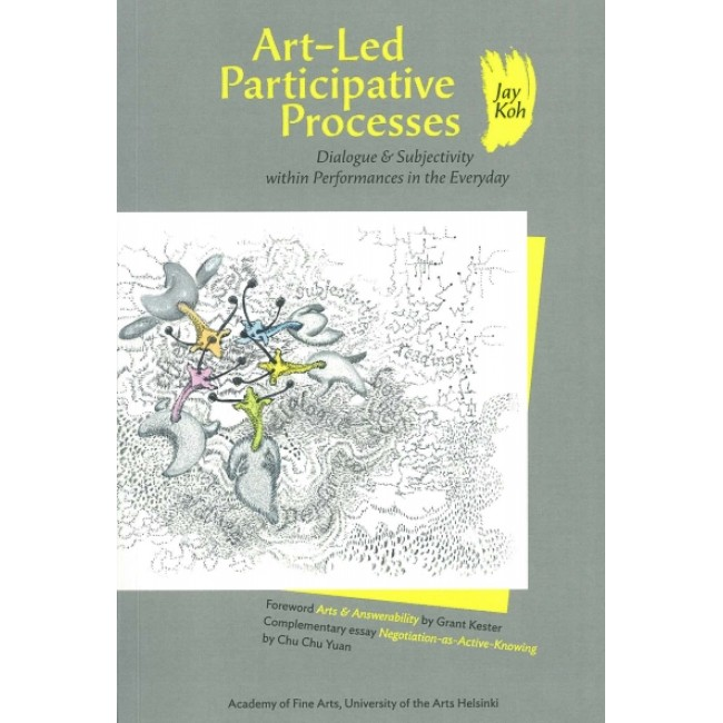 Art-Led Participative Processes: Dialogue & Subjectivity within Performances in the Everyday