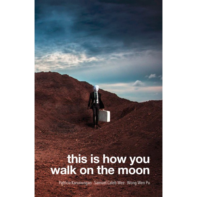 this is how you walk on the moon: An Anthology Of Anti-Realist Fiction