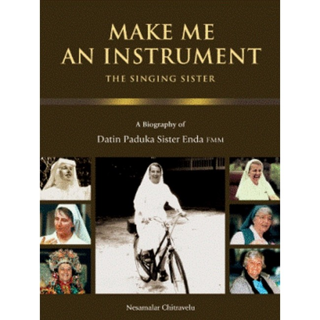 Make Me An Instrument: The Singing Sister