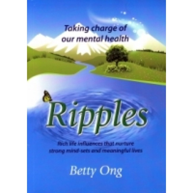 Ripples: Taking Charge of our Mental Health