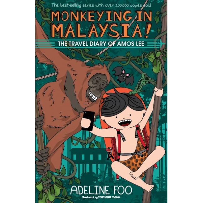 Monkeying in Malaysia!: The Travel Diary of Amos Lee