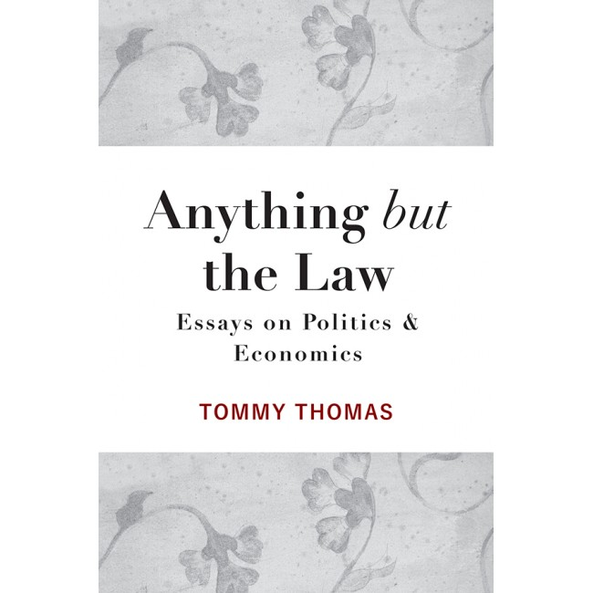 Anything but the Law (E-Book)