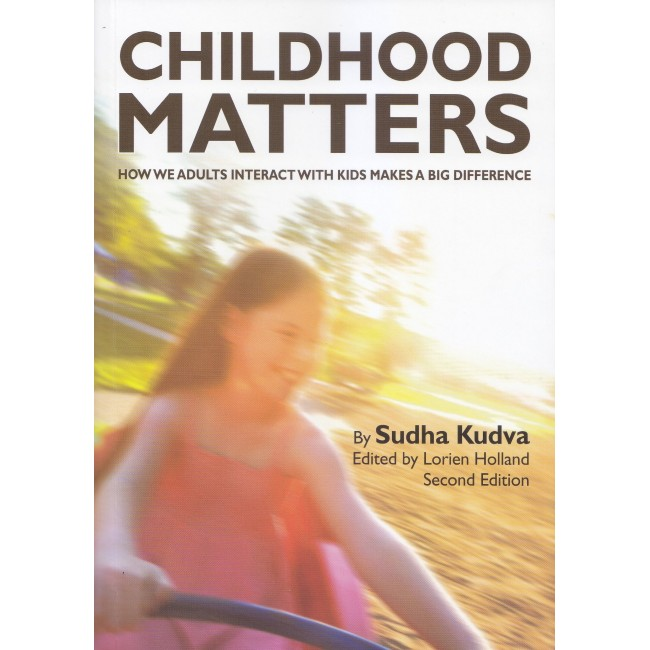 Childhood Matters by Sudha Kudva