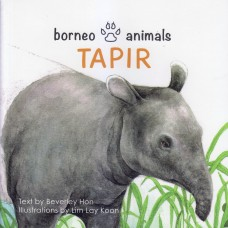 Borneo Animals: Tapir