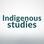 Indigenous Studies (20)